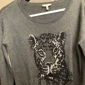Joie long sleeve sweater